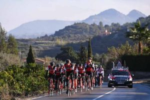 BMC Racing Team / Quick-Step Floors Cycling Team