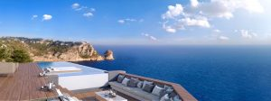 Houses in a natural and healthy environment on the Costa Blanca