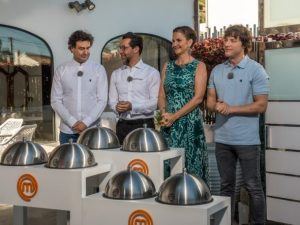 The final of MasterChef7 in Déniaénia