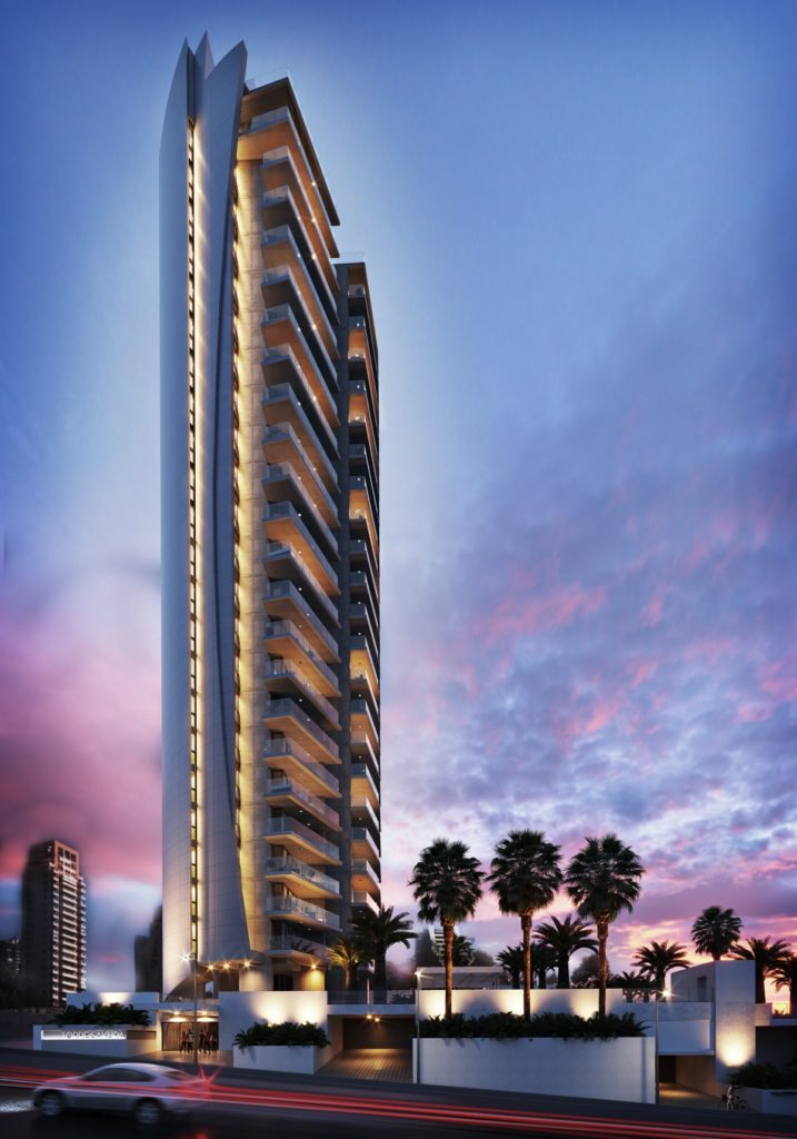 Torre Sakura, Luxury Apartments in Poniente Beach Benidorm